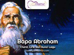 Kunci-Gitar-Lagu-Bapa-Abraham-Chord