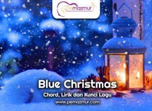 Kunci-Gitar-Lagu-Blue-Christmas-Chord